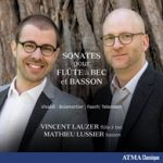 Sonates pour flûte à bec et basson 1