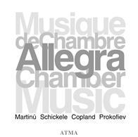 Musique de chambre - ALLEGRA - Chamber Music