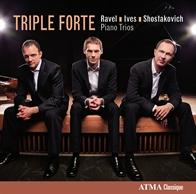 Ravel, Shostakovich, Ives