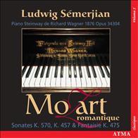 Mozart romantique - Intégrale des sonates Vol. 5