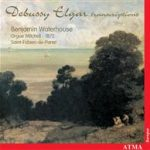 Debussy, Elgar et l'orgue 1