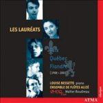Les lauréats - Prix Québec-Flandre - 1988-2003 1
