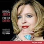 Handel Arias 1