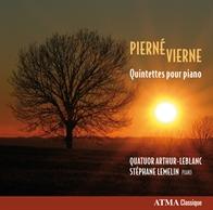 Pierné - Vierne