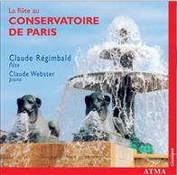 La flûte au Conservatoire de Paris
