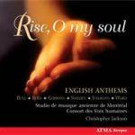 Rise, O my soul 1