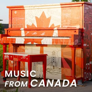 Music from Canada